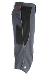 e.s.active pirátské kalhoty šedá černá  2e532ab7f62