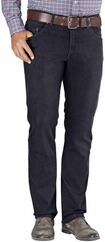 EUREX BY BRAX Stretch-Jeans Pep anthrazit