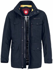 WELLENSTEYN Chester-Jacke darknavy