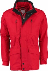 WELLENSTEYN Golf-Jacke rot