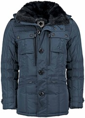 WELLENSTEYN Snowdrift Jacke shadowblue
