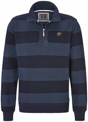 DAVID WILYMS Sweatshirt blau