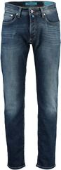 PIERRE CARDIN Five-Pocket-Jeans Denim jeansblau