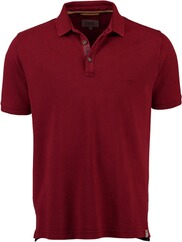 CAMEL ACTIVE Polo-Shirt rot