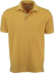 CAMEL ACTIVE Polo-Shirt gelb