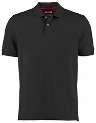 BRAX Polo-Shirt Pete schwarz