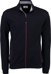 BRAX Strickjacke Scott marine