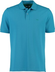 BRAX Polo-Shirt Pete hellblau