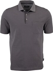 MAERZ Polo-Shirt anthrazit