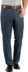CLUB OF COMFORT Five-Pocket High Stretch Hose darkblue