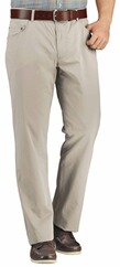 EUREX BY BRAX Baumwoll-Five Pocket Hose beige