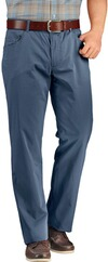 EUREX BY BRAX Baumwoll-Five Pocket Hose jeansblau