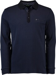 PIERRE CARDIN Polo-Shirt blau