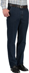 CLUB OF COMFORT High-Stretch Denim Jeans jeansblau