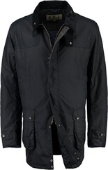 BARBOUR Wachsjacke Cartmel navy