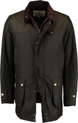BARBOUR Wachsjacke Cartmel oliv