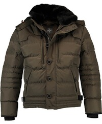 WELLENSTEYN Starstream Steppjacke walnut