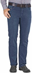 EUREX BY BRAX Stretch-Jeans bluestone für Herren