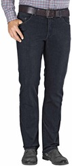 EUREX BY BRAX Stretch-Jeans blueblack für Herren