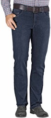 EUREX BY BRAX Stretch-Jeans blue