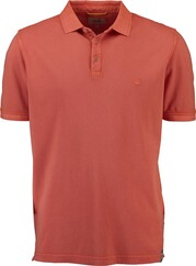 camel Polo-Shirt orange