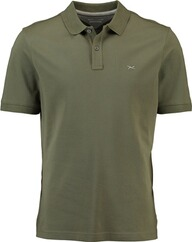 BRAX Polo-Shirt Pete oliv