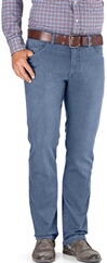 EUREX BY BRAX Five-Pocket Jeans Coolmax hellblau