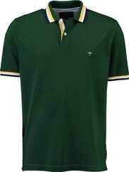FYNCH HATTON Polo-Shirt gru¨n