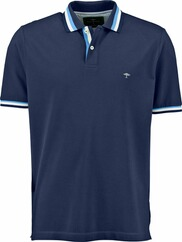FYNCH HATTON Polo-Shirt marine