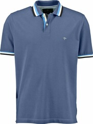 FYNCH HATTON Polo-Shirt blau für Herren