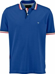FYNCH HATTON Polo-Shirt royal für Herren