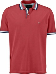 FYNCH HATTON Polo-Shirt rot für Herren