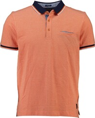 PIERRE CARDIN Polo-Shirt orange