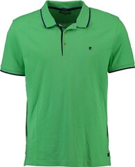 PIERRE CARDIN Polo-Shirt gru¨n