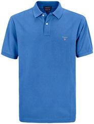 GANT Polo-Shirt The Original Piqué  blau für Herren