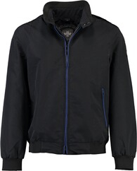 WELLENSTEYN College Blouson black/royalblue für Herren