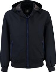 WELLENSTEYN College Blouson darknavy/royalblue für Herren