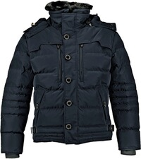 WELLENSTEYN Starstream Steppjacke (ehemals Stardust) midnightblue für Herren