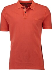 camel Polo-Shirt orange für Herren