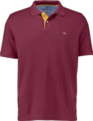 FYNCH HATTON Polo-Shirt beere für Herren