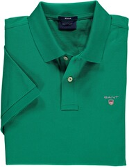 GANT Polo-Shirt The Original Piqué  dunkelgrün für Herren