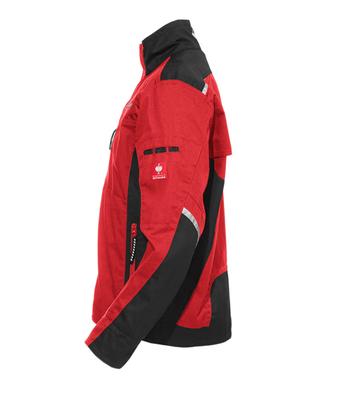 01a06f5ced Jacket e.s.motion red/black   engelbert strauss